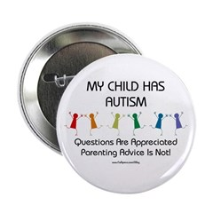 My Child Has Autism 2.25