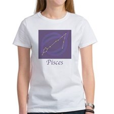 Pisces Astrology 2 Tee