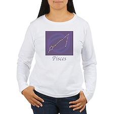 Pisces Astrology 2 T-Shirt