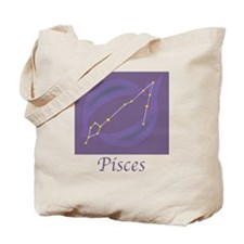 Pisces Astrology 2 Tote Bag
