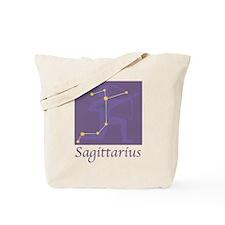 Sagittarius Astrology 2 Tote Bag