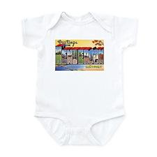 Henderson Kentucky Greetings Infant Bodysuit