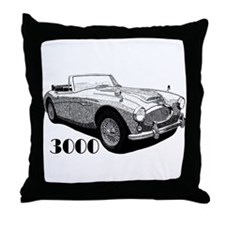 The Avenue Art Throw Pillow