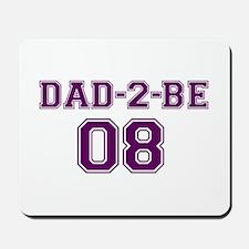 Dad-2-Be Mousepad