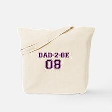 Dad-2-Be Tote Bag