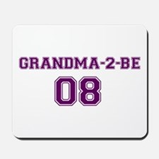 Grandma-2-Be Mousepad