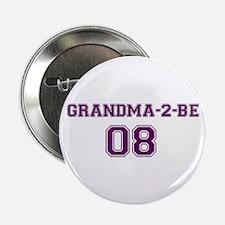 """Grandma-2-Be 2.25"""" Button"""