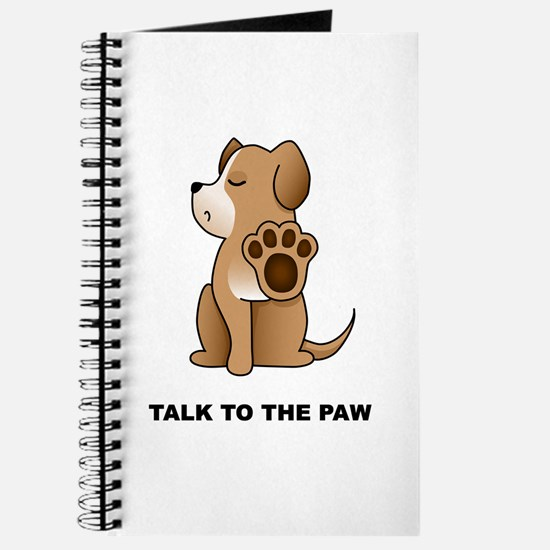 Talk To The Paw Journal