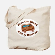 Save The World Tote Bag