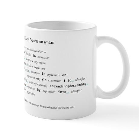 LINQ Standard Query Operators and Query Mug