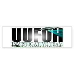 UUFOH Bumper Bumper Sticker