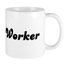 Miracle Worker Small Mugs