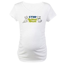 Stop Animal Abuse Shirt