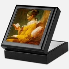 Jean Honore Fragonard Keepsake Box