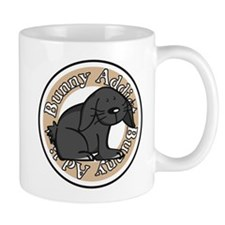 Black Rabbit Mug