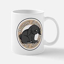 Black Rabbit Mug