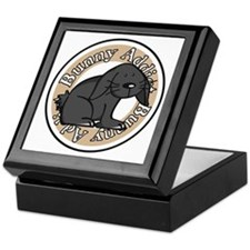 Black Rabbit Keepsake Box