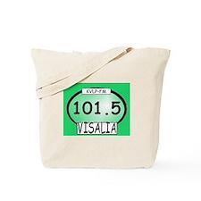 KVLP 101.5 VISALIA Tote Bag (2-sided)