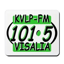 KVLP 101.5 VISALIA Mousepad