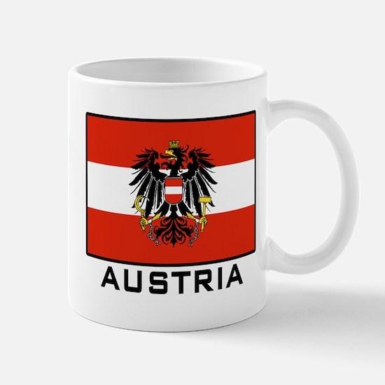 Flag of Austria Mug