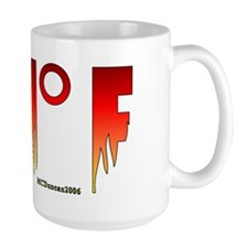 451 Degrees Fahrenheit Mug