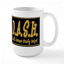 D.A.S.H. Insanity Mug
