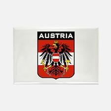 Austria Coat of Arms Rectangle Magnet