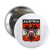 "Austria Coat of Arms 2.25"" Button"