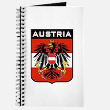 Austria Coat of Arms Journal