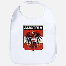Austria Coat of Arms Bib