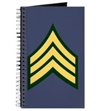 Sergeant<BR> Personal Log Book