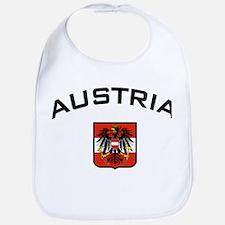 Austria Eagle Bib