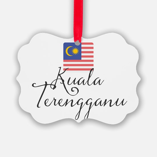 Kuala Terengganu Ornament