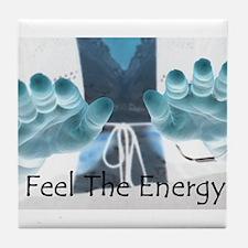 Energy Tile Coaster