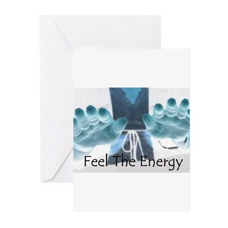 Energy Greeting Cards (Pk of 10)