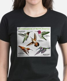 Hummingbirds of North America T-Shirt