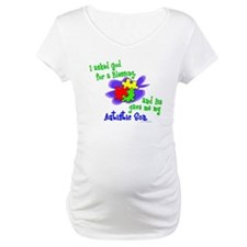 Blessing 2 (Autistic Son) Shirt