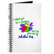 Blessing 2 (Autistic Son) Journal
