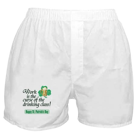 Drinking Class - Boxer Shorts