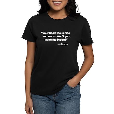 Invite Me Women's Dark T-Shirt