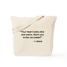 Invite Me Tote Bag