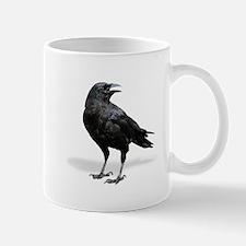 Black Crow lg Mugs