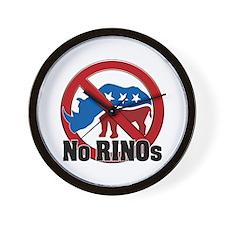 No RINOs! v2 Wall Clock