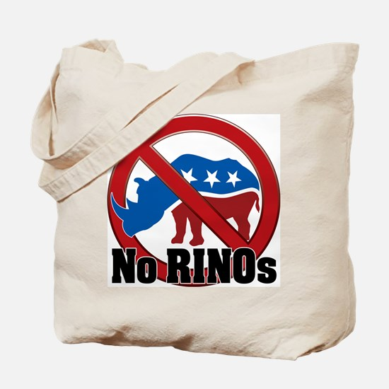 No RINOs! v2 Tote Bag
