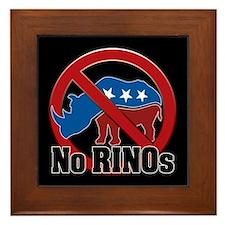 No RINOs! v2 Framed Tile