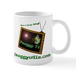 Froggy TV Mug