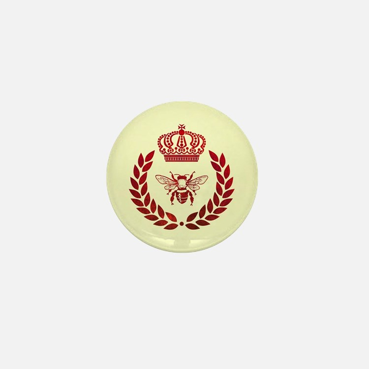 THE FRENCH BEE Mini Button