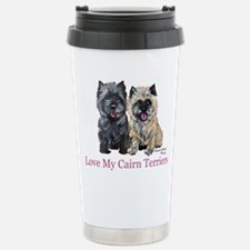 Unique Cairn terrier Travel Mug