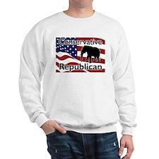 Conservative Republican Sweatshirt