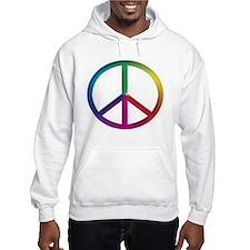 Peace Sign (Tie Dye) Hoodie